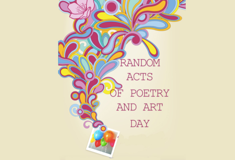 Random Acts of Poetry and Art